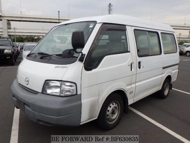 MAZDA / Bongo Van (GE-SK82V)