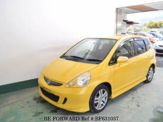 HONDA / Fit (DBA-GD3)