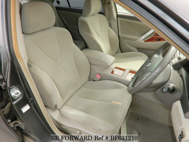 used 2008 toyota camry g dba acv40 for sale bf631210 be forward. Black Bedroom Furniture Sets. Home Design Ideas