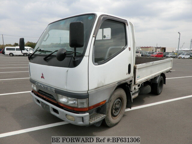 MITSUBISHI / Canter (KC-FE516BT)