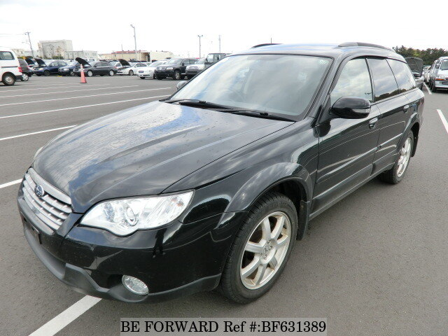 SUBARU / Outback (DBA-BP9)