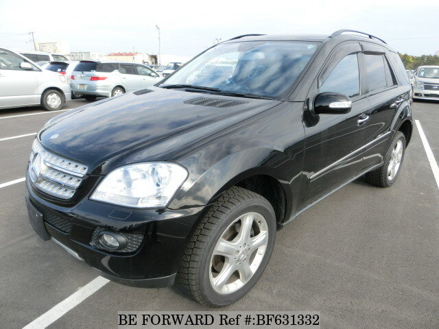Used 2007 MERCEDES-BENZ M-CLASS BF631332 for Sale