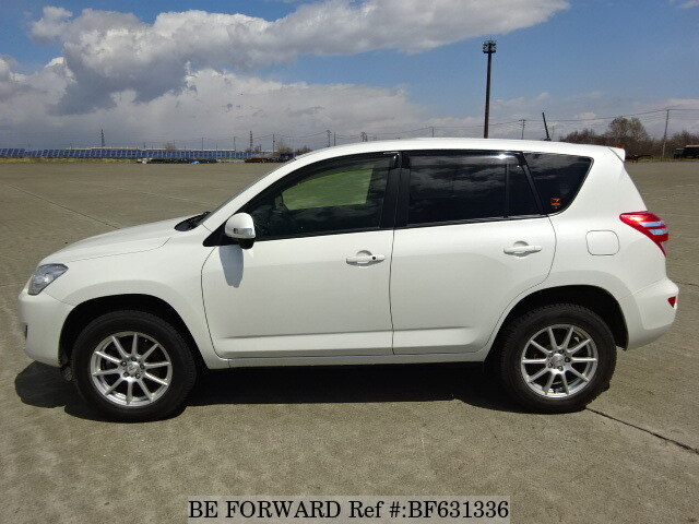 used 2012 toyota rav4 style dba aca31w for sale bf631336 be forward. Black Bedroom Furniture Sets. Home Design Ideas