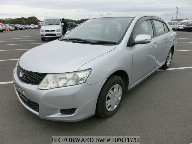 Used 2007 TOYOTA ALLION BF631752 for Sale