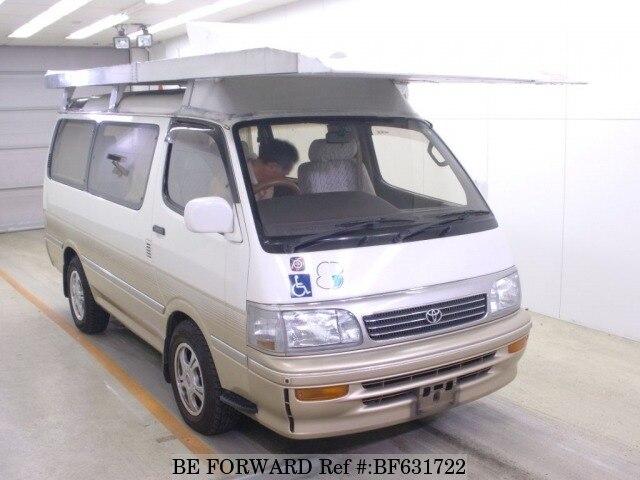 TOYOTA / Hiace Wagon (Y-KZH100G)