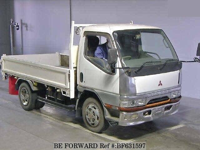 MITSUBISHI / Canter (KC-FE538B)