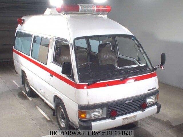 NISSAN / Caravan Coach (E-AEGE24)