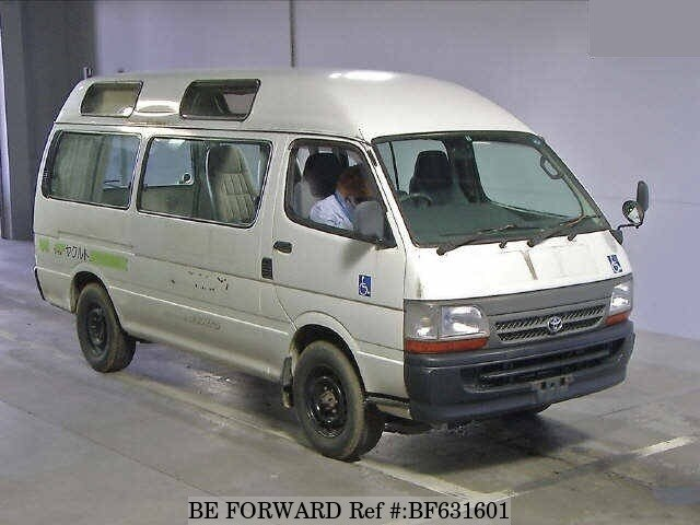 TOYOTA / Hiace Commuter (KG-LH186B)
