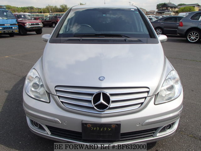 Used 2007 Mercedes Benz B Class B170 Cba 245232 For Sale