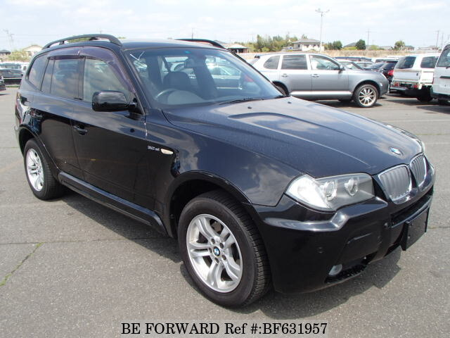 used 2008 bmw x3 3 0 si msports aba pc30 for sale bf631957 be forward. Black Bedroom Furniture Sets. Home Design Ideas