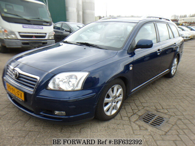 used 2004 toyota avensis for sale bf632392 be forward. Black Bedroom Furniture Sets. Home Design Ideas