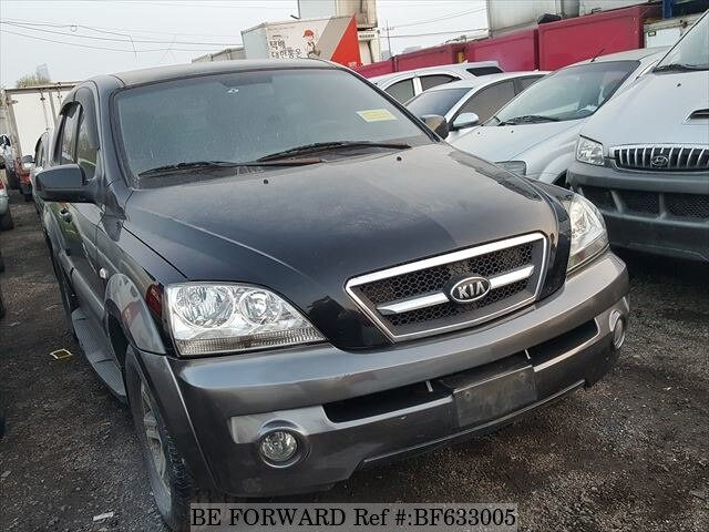 used 2006 kia sorento lx for sale bf633005 be forward. Black Bedroom Furniture Sets. Home Design Ideas