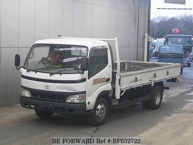 TOYOTA / Toyoace (KK-XZU412)