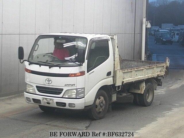 TOYOTA / Dyna Truck (KK-XZU352D)