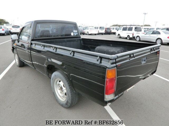 used 1987 nissan datsun truck long dx l fgd21 for sale bf632856 be forward. Black Bedroom Furniture Sets. Home Design Ideas
