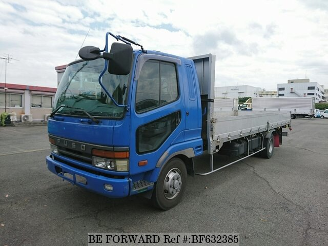 Used 1996 MITSUBISHI FIGHTER BF632385 for Sale