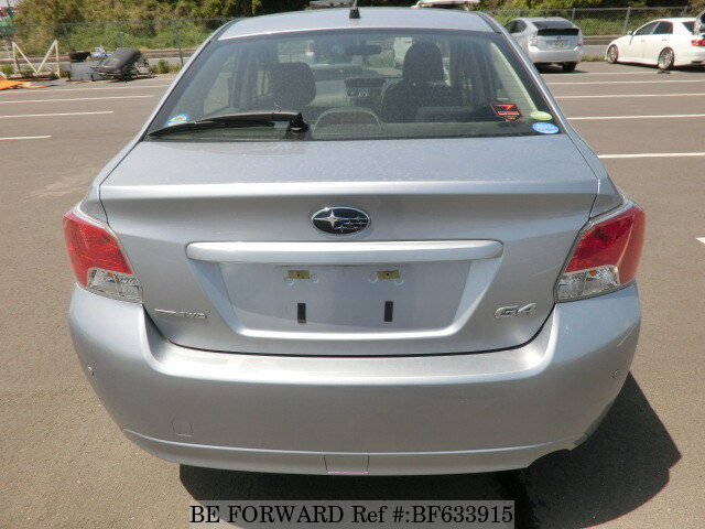 used 2012 subaru impreza g4 1 6i dba gj3 for sale bf633915 be forward. Black Bedroom Furniture Sets. Home Design Ideas