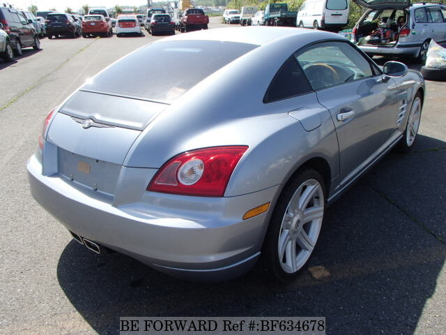 used 2005 chrysler crossfire coupe gh zh32 for sale bf634678 be forward. Black Bedroom Furniture Sets. Home Design Ideas
