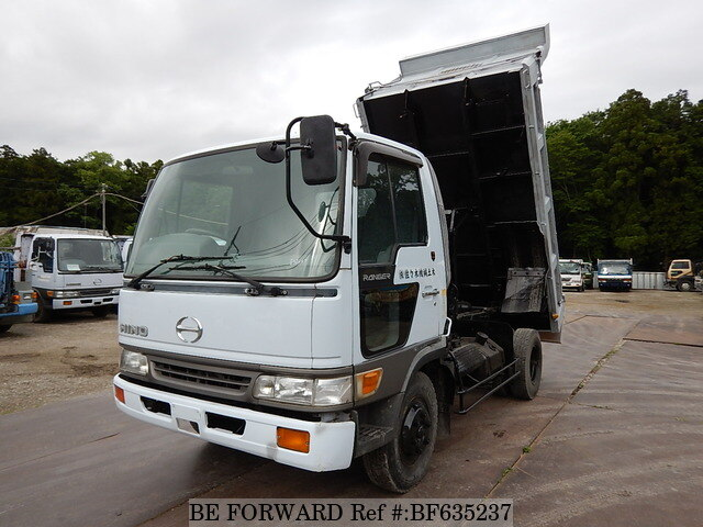 Used 1996 HINO RANGER BF635237 for Sale