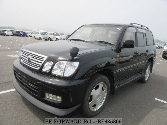Used 1999 TOYOTA LAND CRUISER BF635369 for Sale