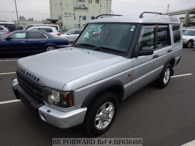 LAND ROVER / Discovery (GH-LT94)