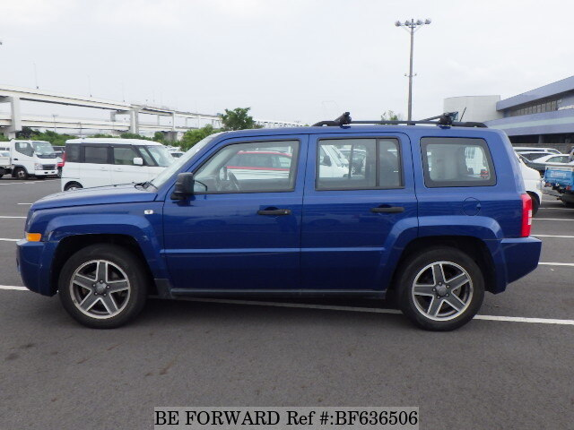 used 2009 jeep patriot sports aba mk74 for sale bf636506 be forward. Black Bedroom Furniture Sets. Home Design Ideas