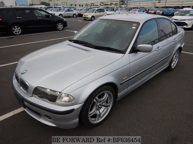 BMW / 3 Series (GF-AM20)