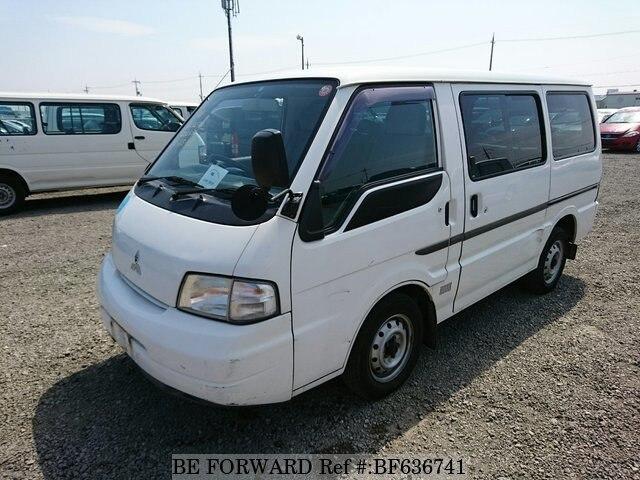 MITSUBISHI / Delica Van (GC-SK82VM)