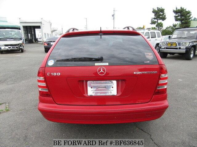 Used 2005 mercedes benz c class c180 kompressor station for Mercedes benz c class wagon for sale