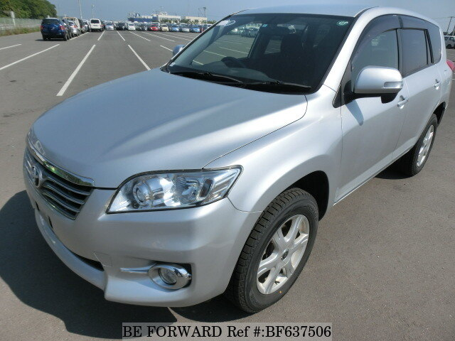 Used 2012 TOYOTA VANGUARD BF637506 for Sale