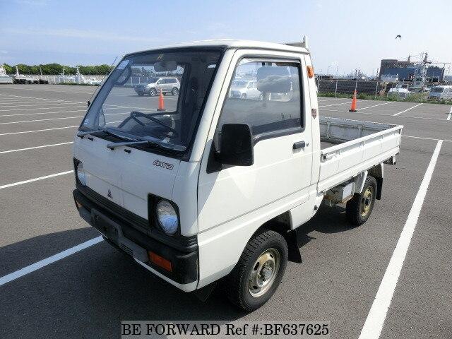 MITSUBISHI / Minicab Truck (M-U19T)