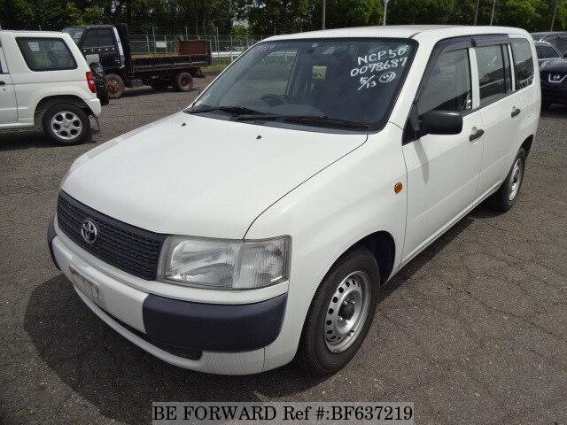 TOYOTA / Probox Van