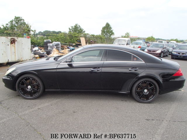 used 2005 mercedes benz cls class cls350 dba 219356c for sale bf637715 be forward. Black Bedroom Furniture Sets. Home Design Ideas