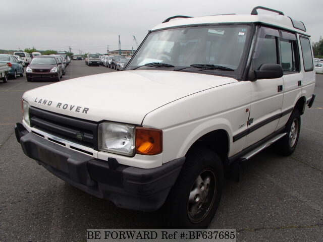 LAND ROVER / Discovery (Y-LJL)