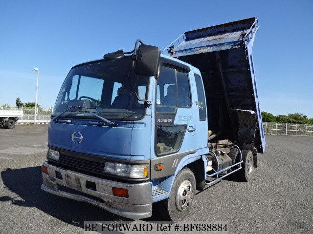 HINO / Ranger (U-FD3WDAD)
