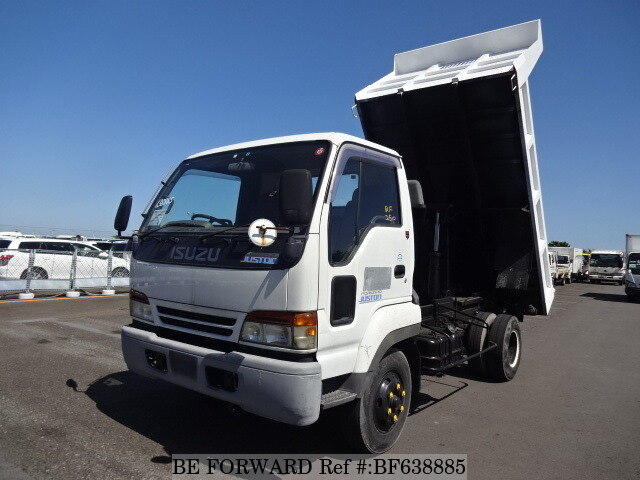 ISUZU / Juston (KC-NRR33C1)