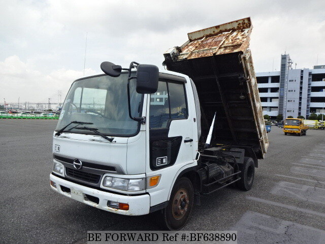 HINO / Ranger (KK-FC3JCDA)