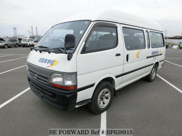 TOYOTA / Hiace Commuter