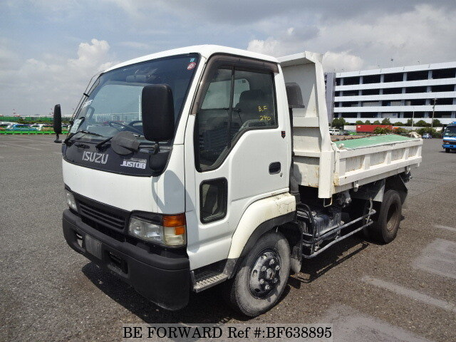 ISUZU / Juston (KC-NRR33C3)