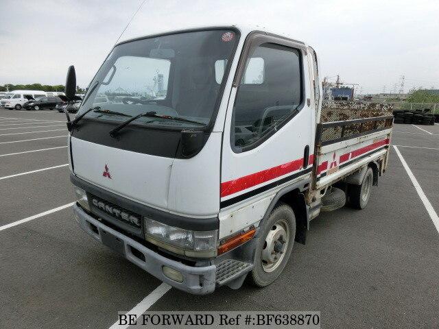 MITSUBISHI / Canter (KK-FE50EBT)