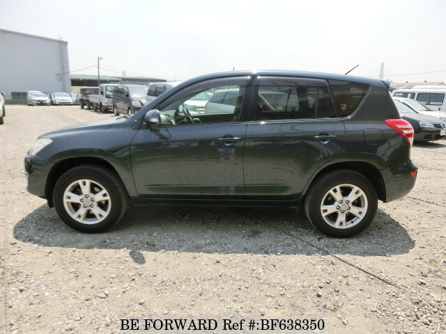 used 2009 toyota rav4 g dba aca31w for sale bf638350 be forward. Black Bedroom Furniture Sets. Home Design Ideas