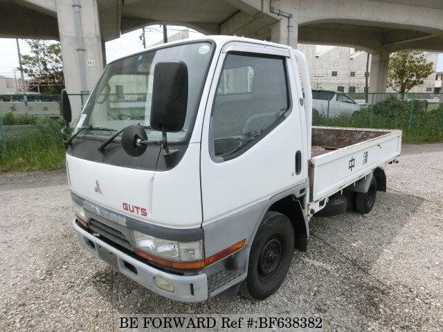 MITSUBISHI / Canter Guts (GB-FA510B)
