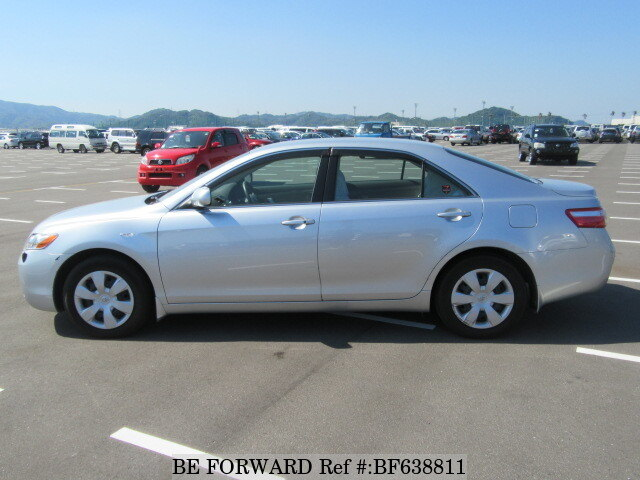 used 2006 toyota camry g dba acv40 for sale bf638811 be forward. Black Bedroom Furniture Sets. Home Design Ideas