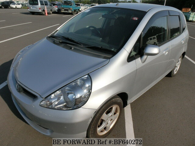 HONDA / Fit (UA-GD3)