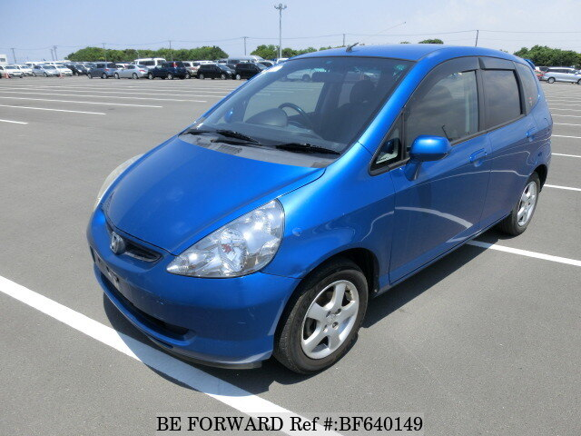 HONDA / Fit (LA-GD3)