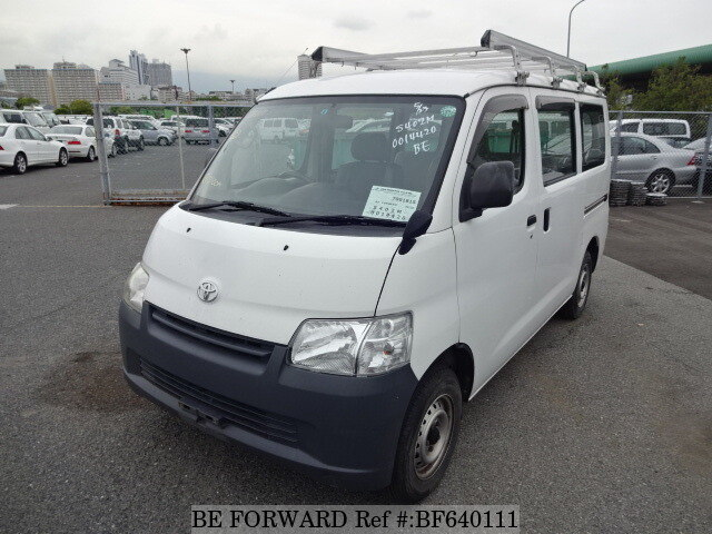 Used 2009 TOYOTA LITEACE VAN BF640111 for Sale