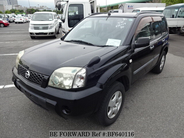 Used 2005 NISSAN X-TRAIL BF640116 for Sale