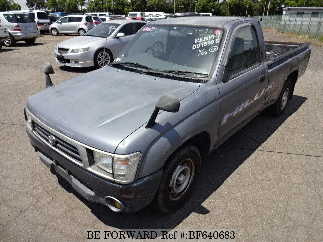 TOYOTA / Hilux Truck (GA-RZN147)