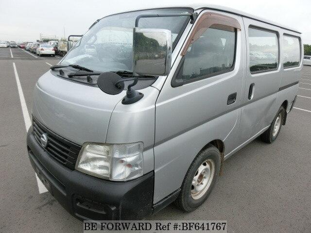 NISSAN / Caravan Van (GE-VPE25)