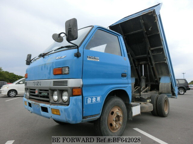 ISUZU / Elf Truck (P-TLD26ND)